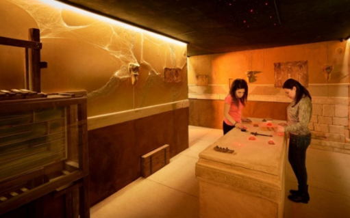 The most high-tech escape rooms in the world