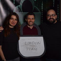 Снимка на отбор LONDON TEAM 14.02.2019
