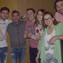 Снимка на отбор CRAIOVA TEAM 27.01.2017