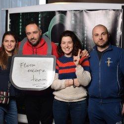 Снимка на отбор FLORA ESCAPE TEAM 09.03.2018