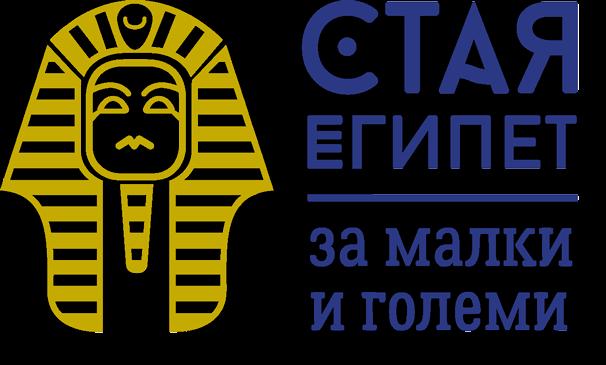 Стая Египет Лого