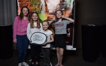 Escape rooms and children