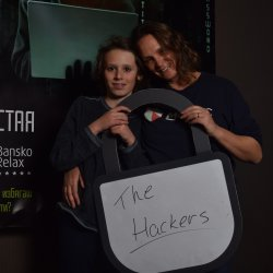 Photo of team THE HACKERS 27.02.2019