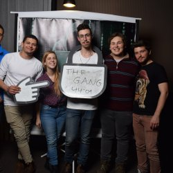Photo of team THE GANG 24.02.2017