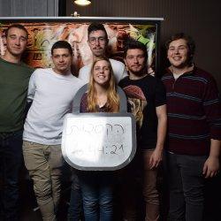 Photo of team THE HELMETS 24.02.2018